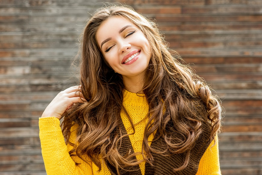 The Secret to Healthy and Beautiful Hair Revealed