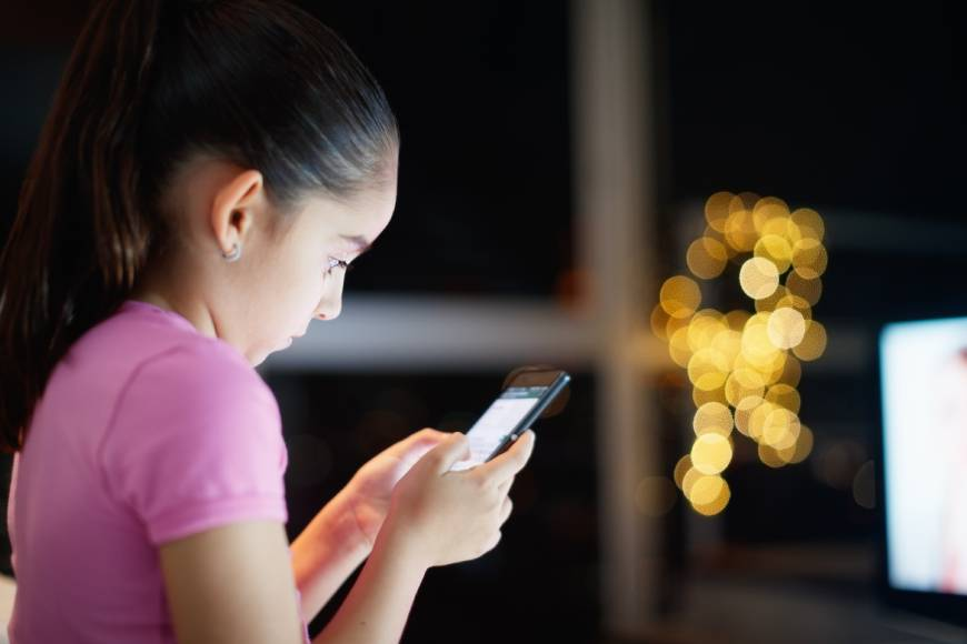 Is Your Child Being Unsafe Online?