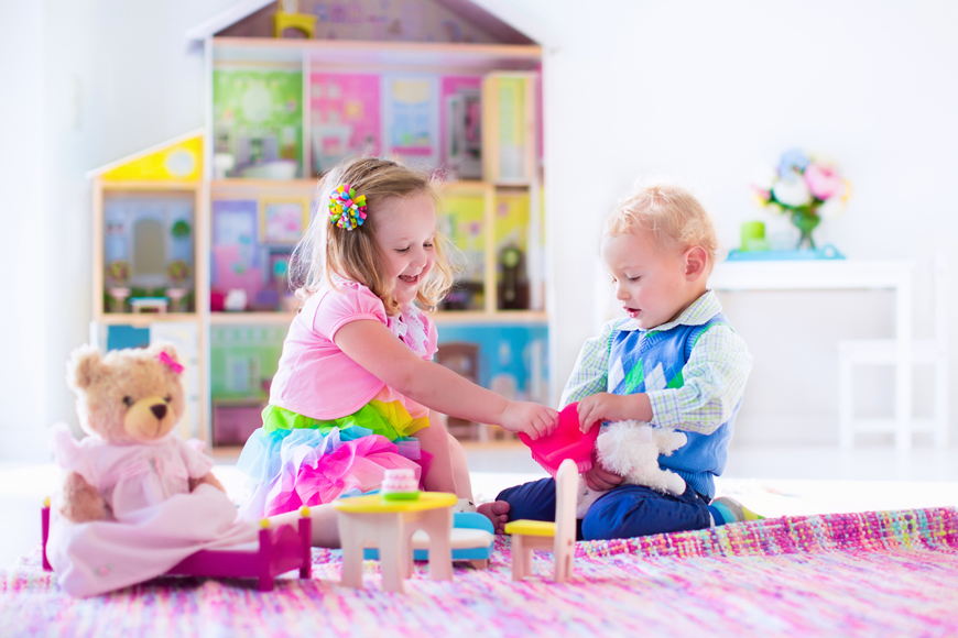 How To Stop Gender Stereotyping In Toddlers