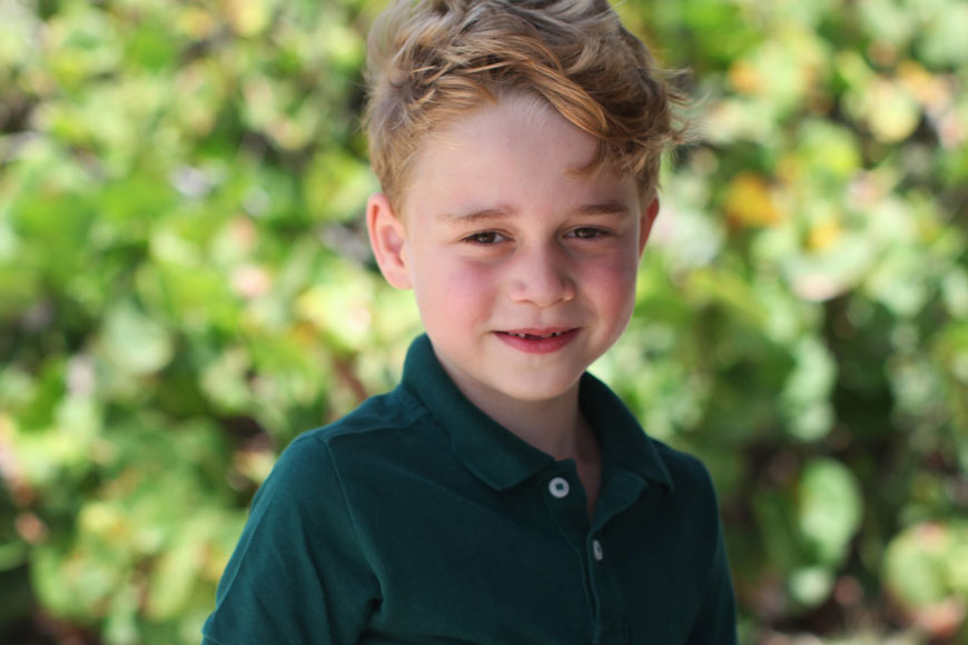 How to Dress Your Kids Like the Royal Birthday Boy Prince George