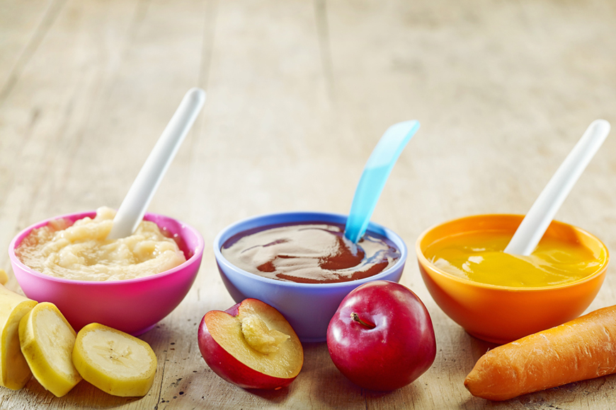 7 Baby Pureed Food Recipes That Actually Taste Yummy