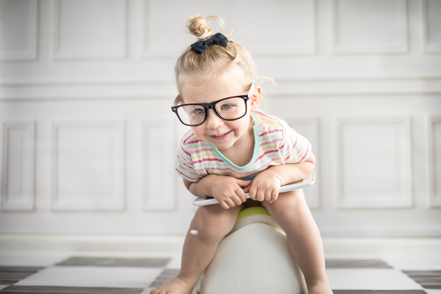 6 Signs Your Toddler Is Ready For Potty-Training