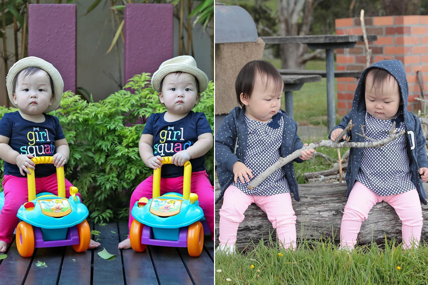 The Momo Twins Are The Most Adorable Toddlers On Instagram