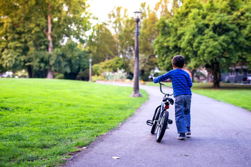 Teaching stranger danger to kids