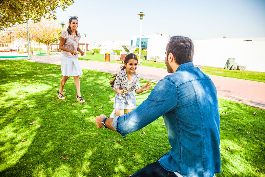 5 Family-Friendly Outdoor Activities in Dubai