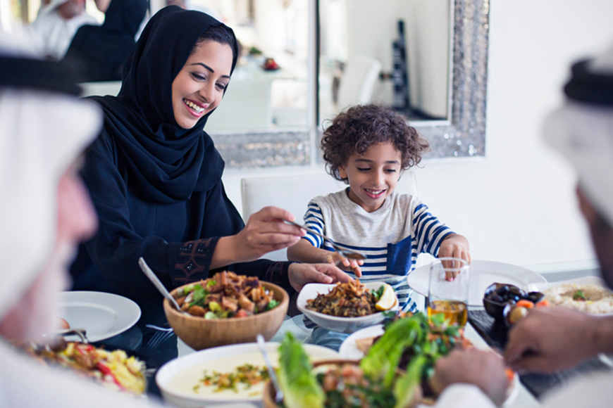 Family-Friendly Iftars in Dubai