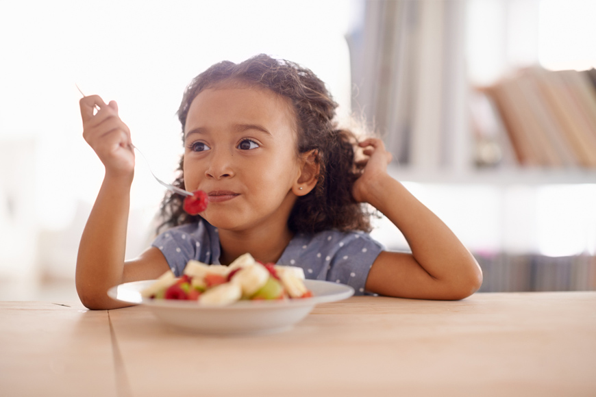 General Nutrition and Dietary Requirements for Your Kids