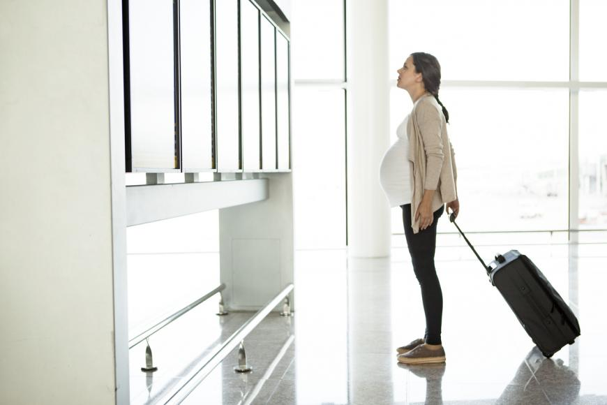 What You Need To Know About Flying While Pregnant