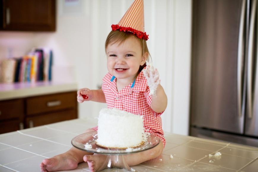 عيد ميلاد طفلك الأول