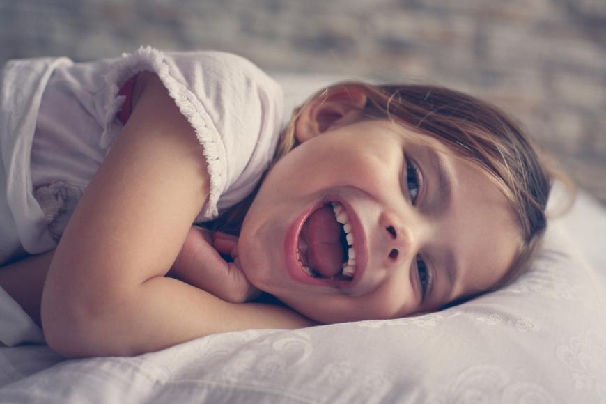 روتين ما قبل النوم للأطفال