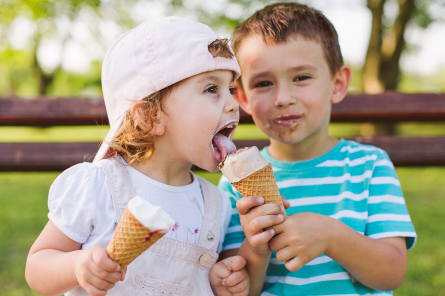 6 Ways to Keep the Kids Cool During the Coming Heatwave