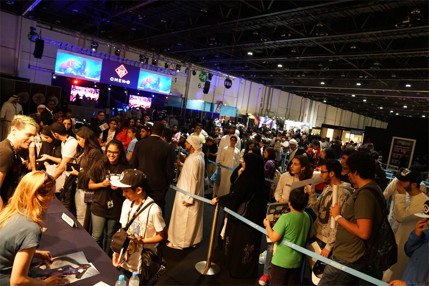 Middle East Games Con
