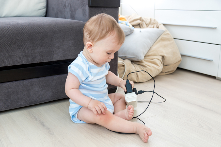 How to Make Your Electrics Safe From Children
