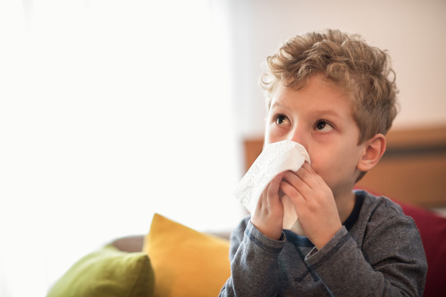 5 Most Common Children Illnesses In The UAE And How To Prevent Them