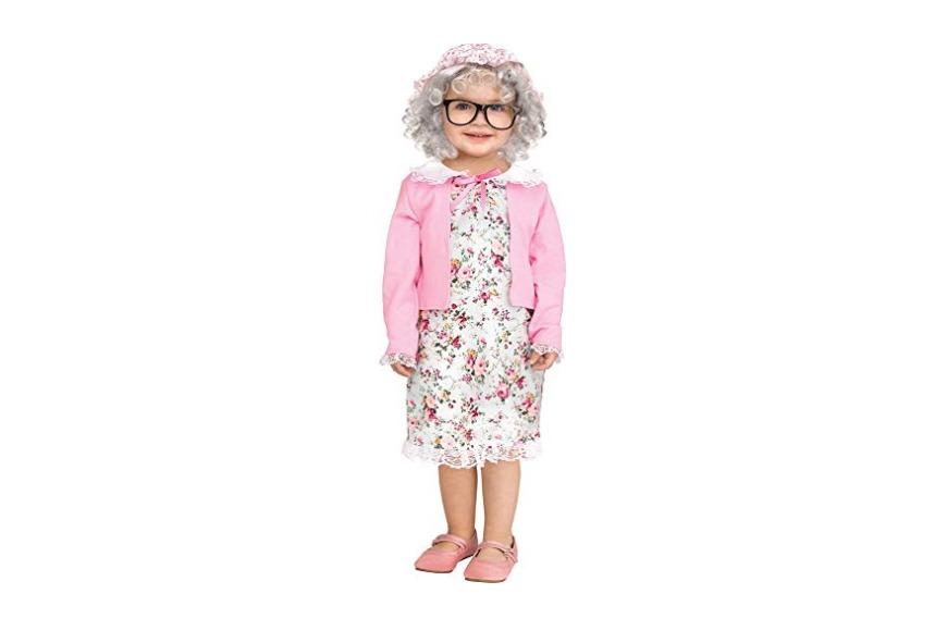 Grandmother Halloween costume