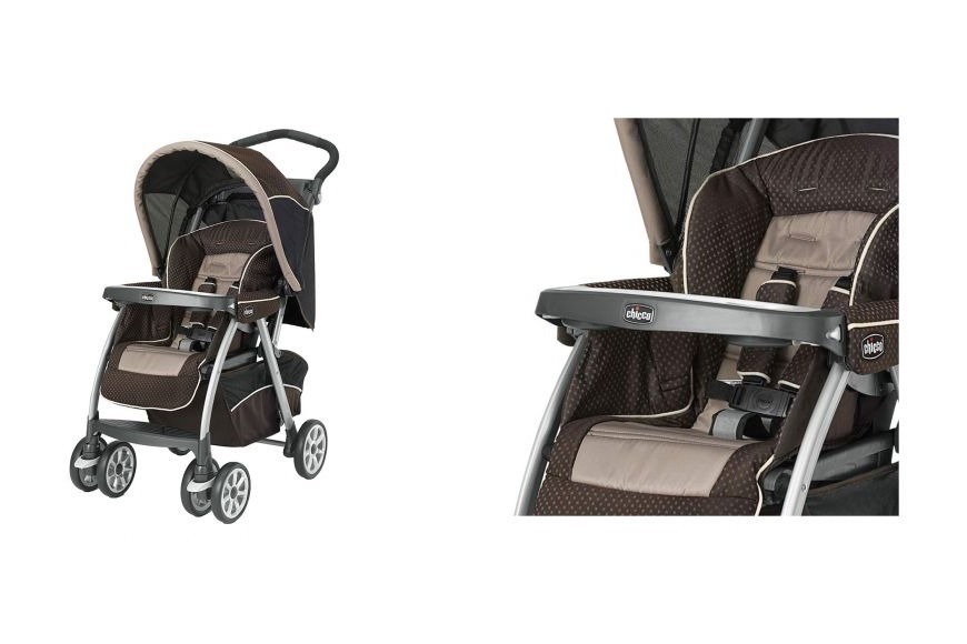 Chicco Cortina Magic One-Hand Fold Baby Stroller