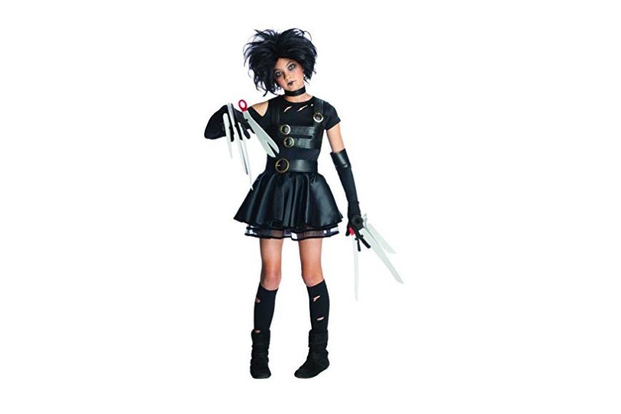 Edward Scissorhands children's costume