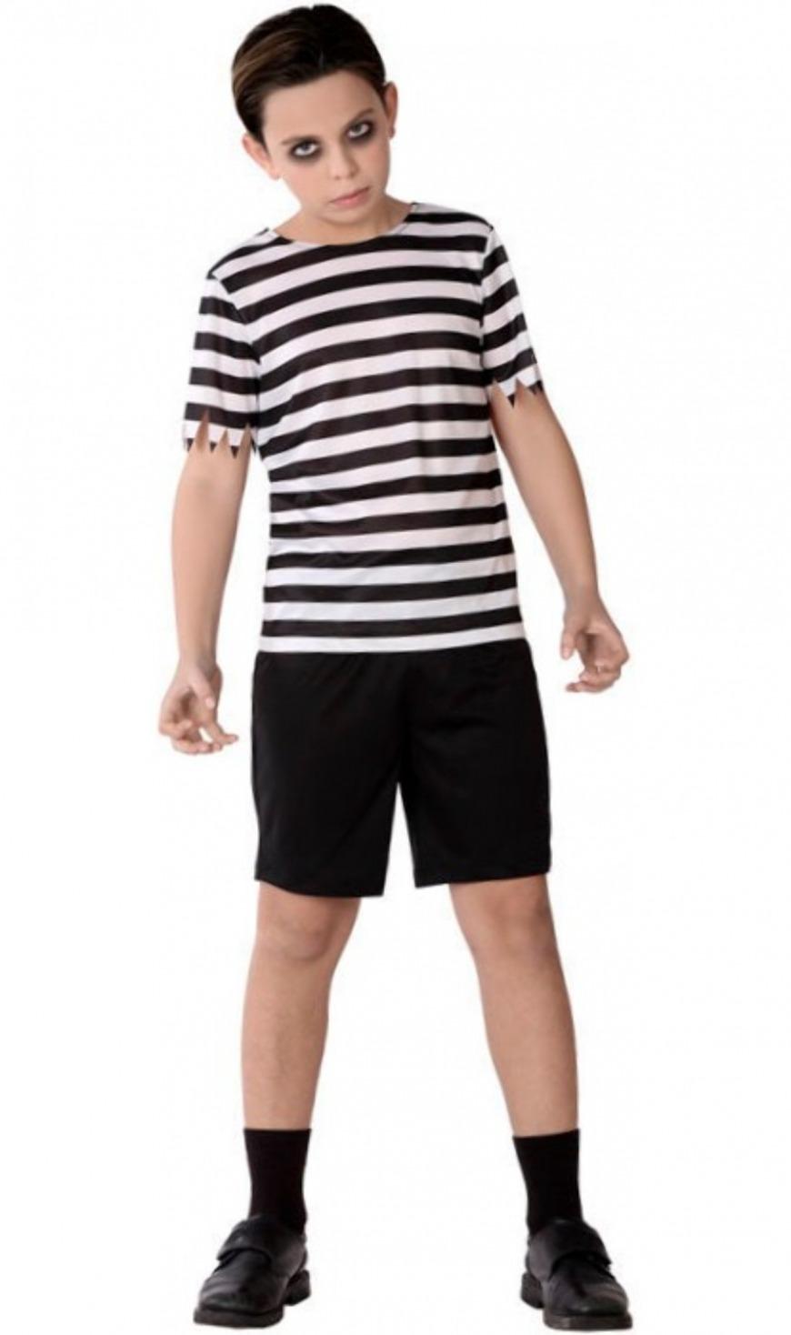 Pugsley Addams children's costume