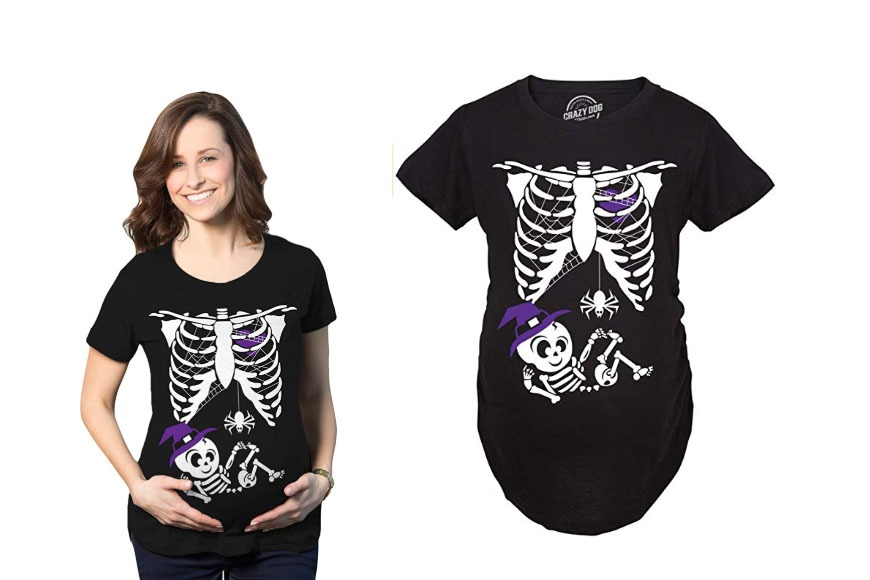 Fun and Comfy Maternity Halloween Costumes for Mums-To-Be