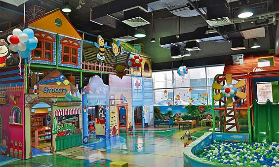 10 Amazing Indoor Play Areas In Dubai