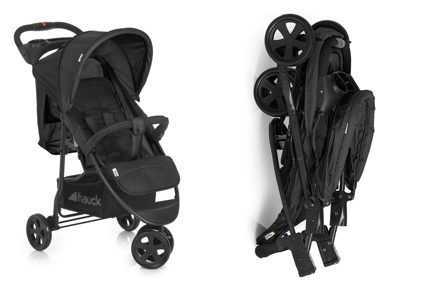 Hauck Citi Neo II baby stroller