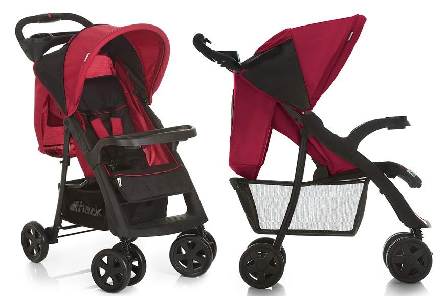 Hauck Shopper Neo Ii baby stroller