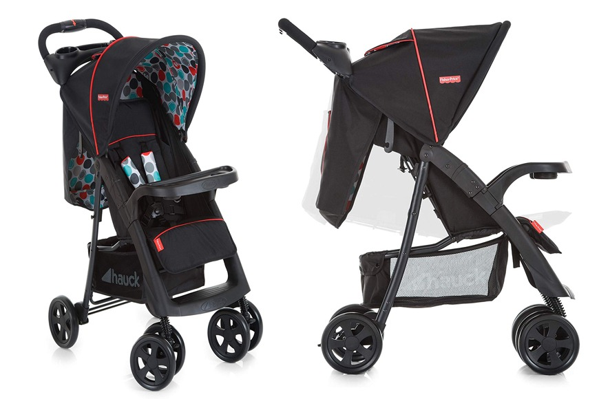 Fisher-Price One-Hand Fold Stroller