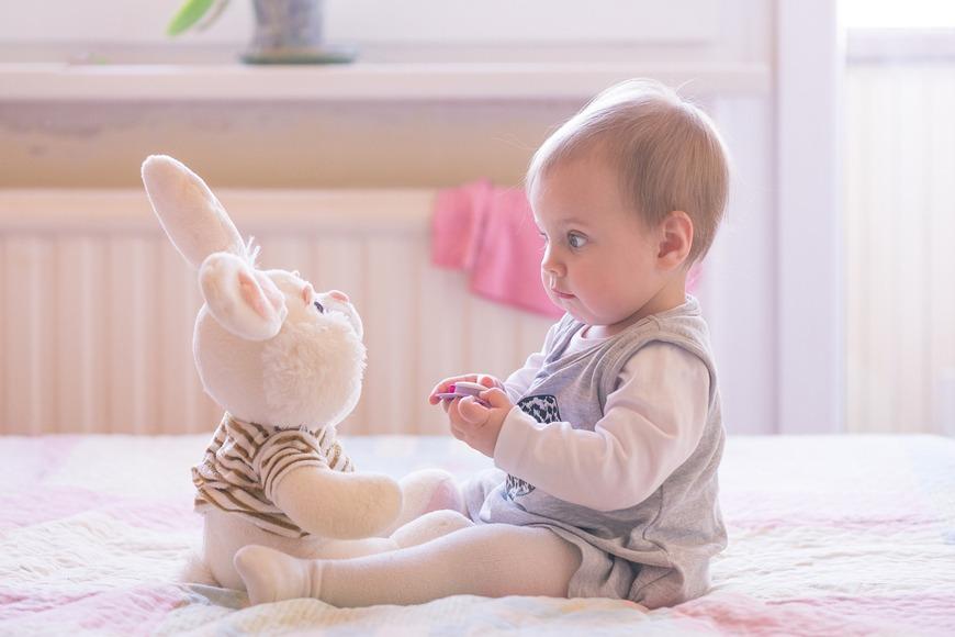 Babies development 13 months