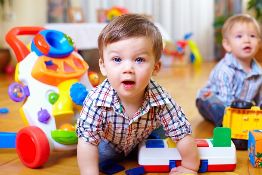Babies development 21 months
