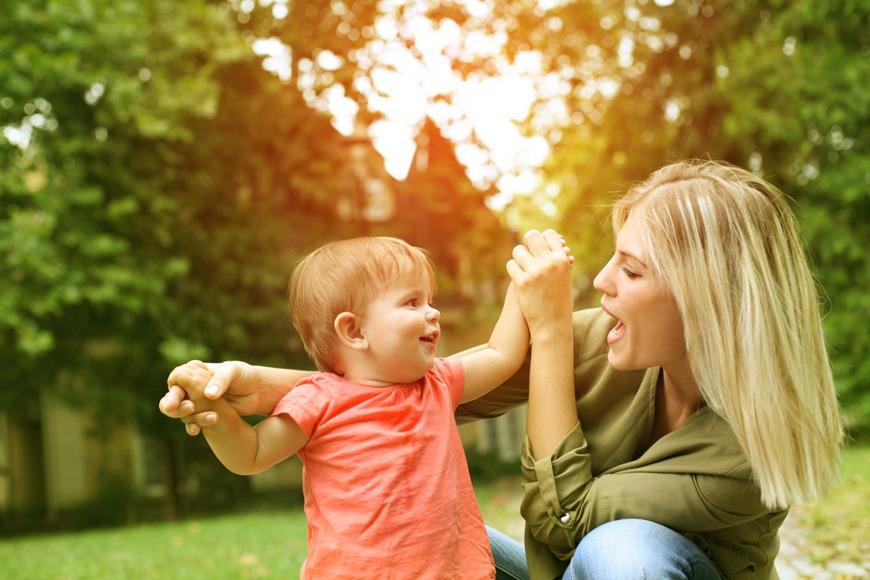 Babies development 23 months