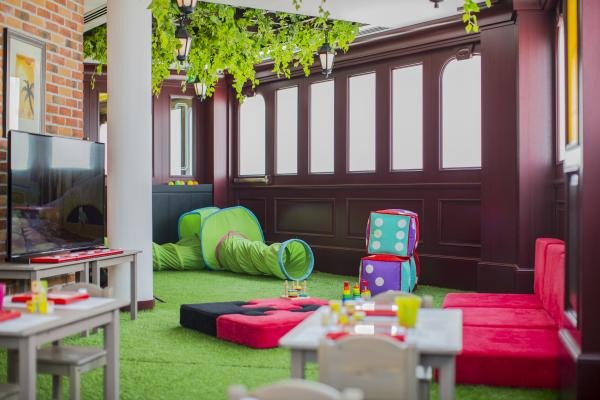 The Ultimate List of Kids Play Cafes in Dubai