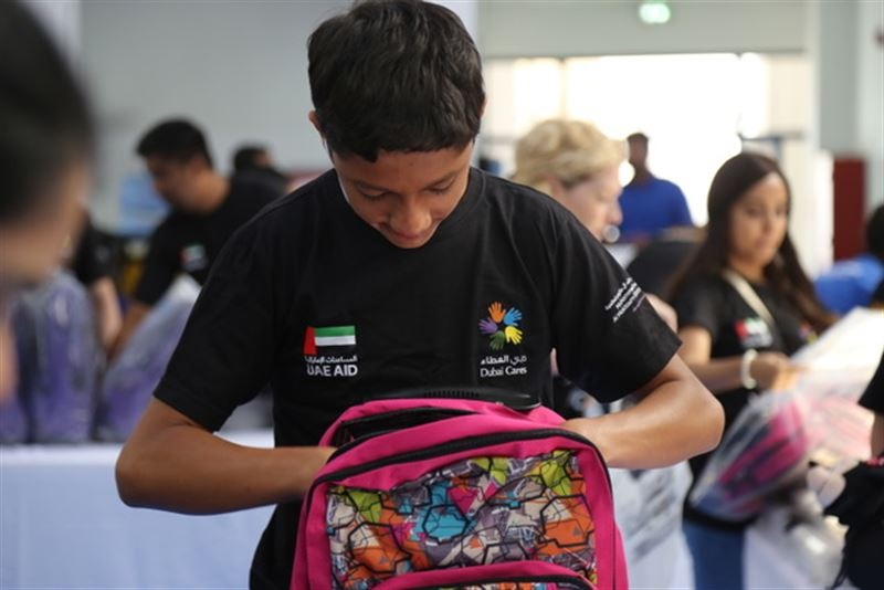 Students to Get Free School Supplies in Dubai