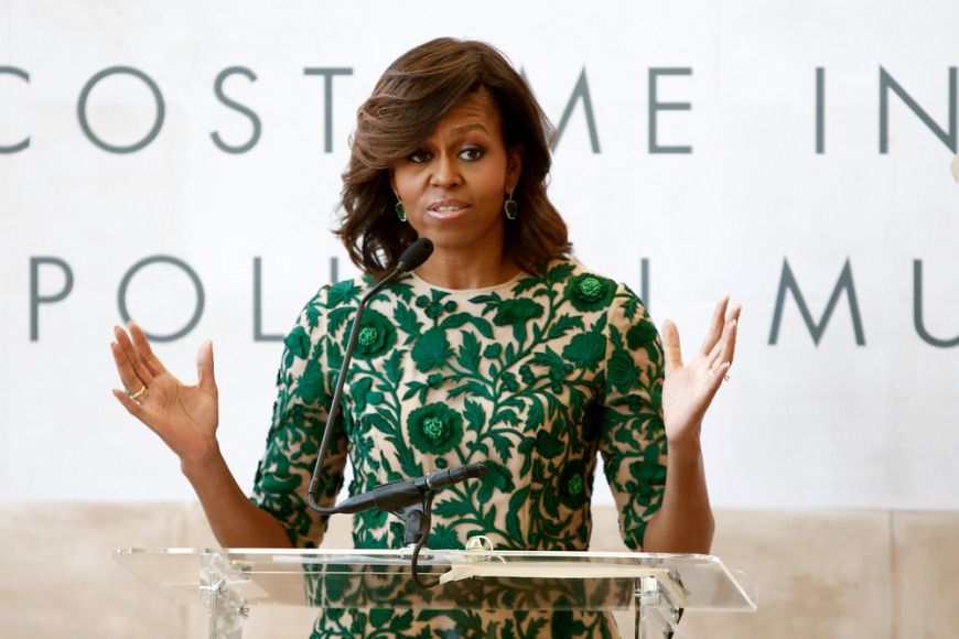Michelle Obama miscarriage story