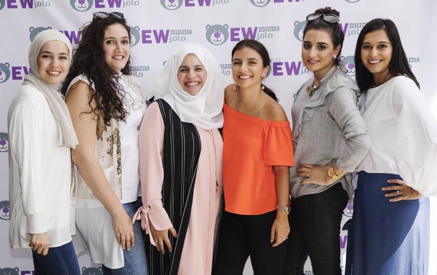 EWmums Launch Event at La Ville, City Walk