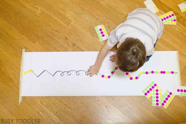 Activities To Keep Your Toddler Busy