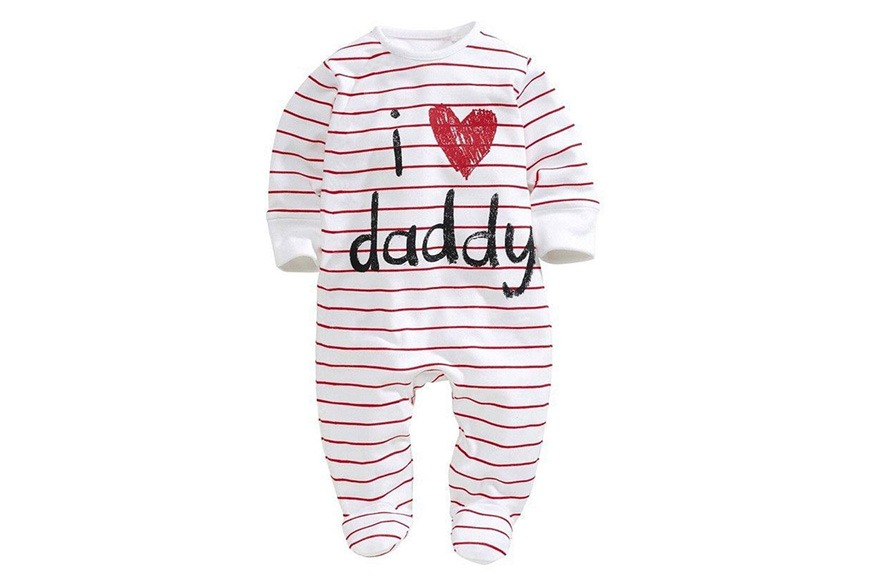 Baby outfits for Father's Day