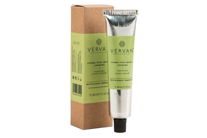 Fresh and Moisturizing Vervan Hand Cream
