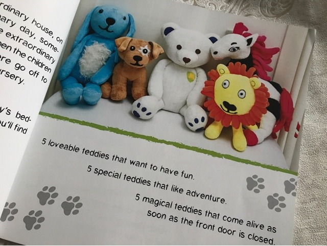 The Teddy Bear 5 Children's Book: Review And A Chance To Win Your Own