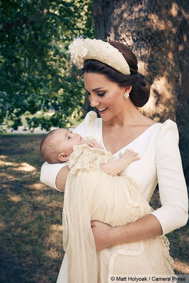 Christening of Prince Louis