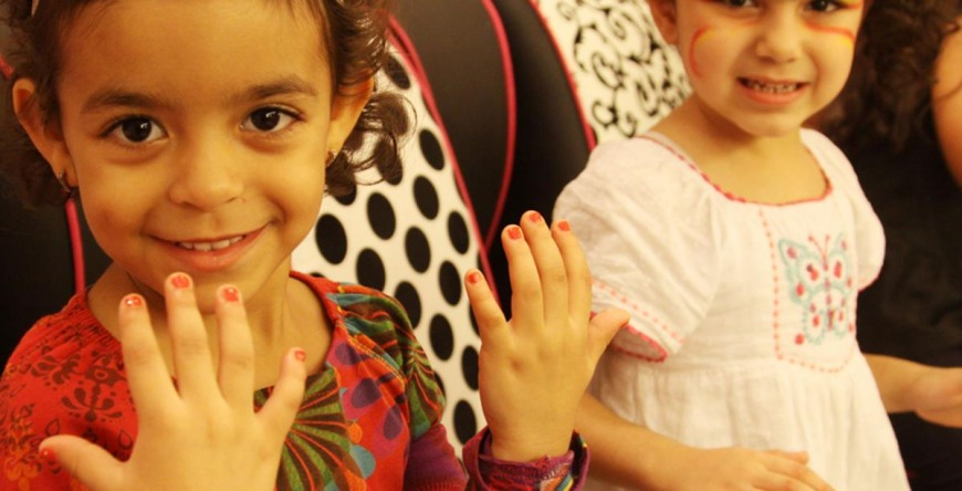 Top 5 Child-friendly Salons and Spas in Dubai