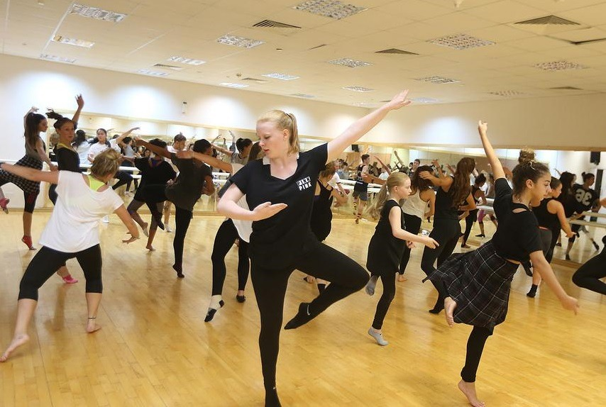 Dance classes at DUCTAC