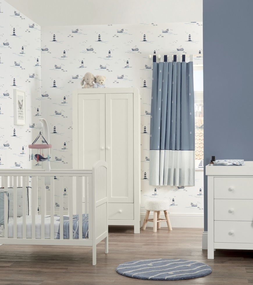 Mamas & Papas Dover 3-Piece Nursery Furniture Set
