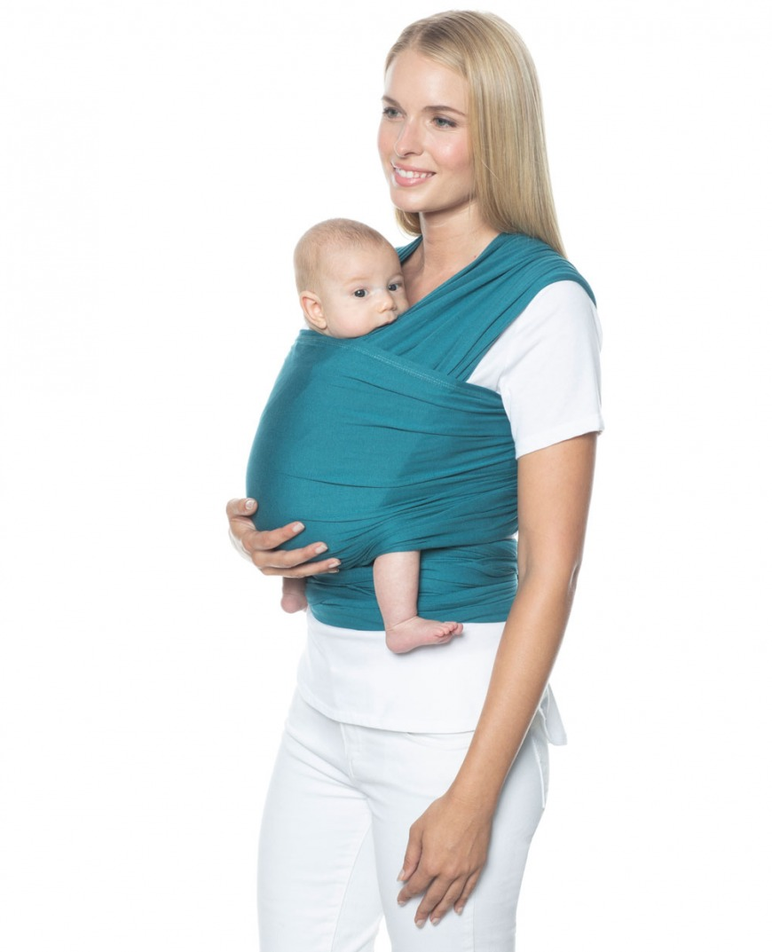 Carriers come in a variety of styles and fabrics