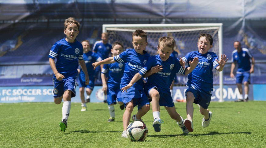 Best for… budding sports stars