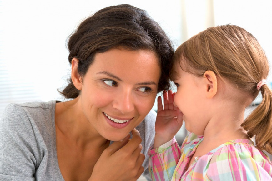 Communicating with your child attune