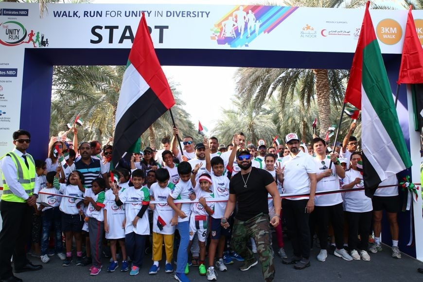Emirates NBD Unity Run 2019