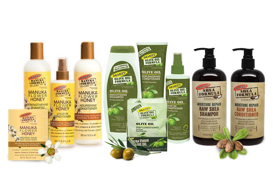 Palmer's New Hair Care Range, now in UAE