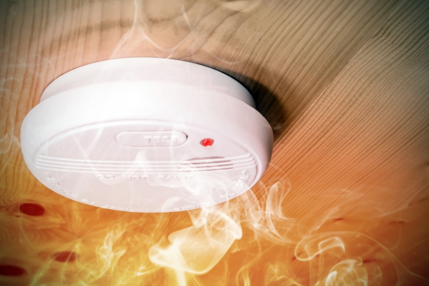 سلامة أطفالك بالقرب من النار