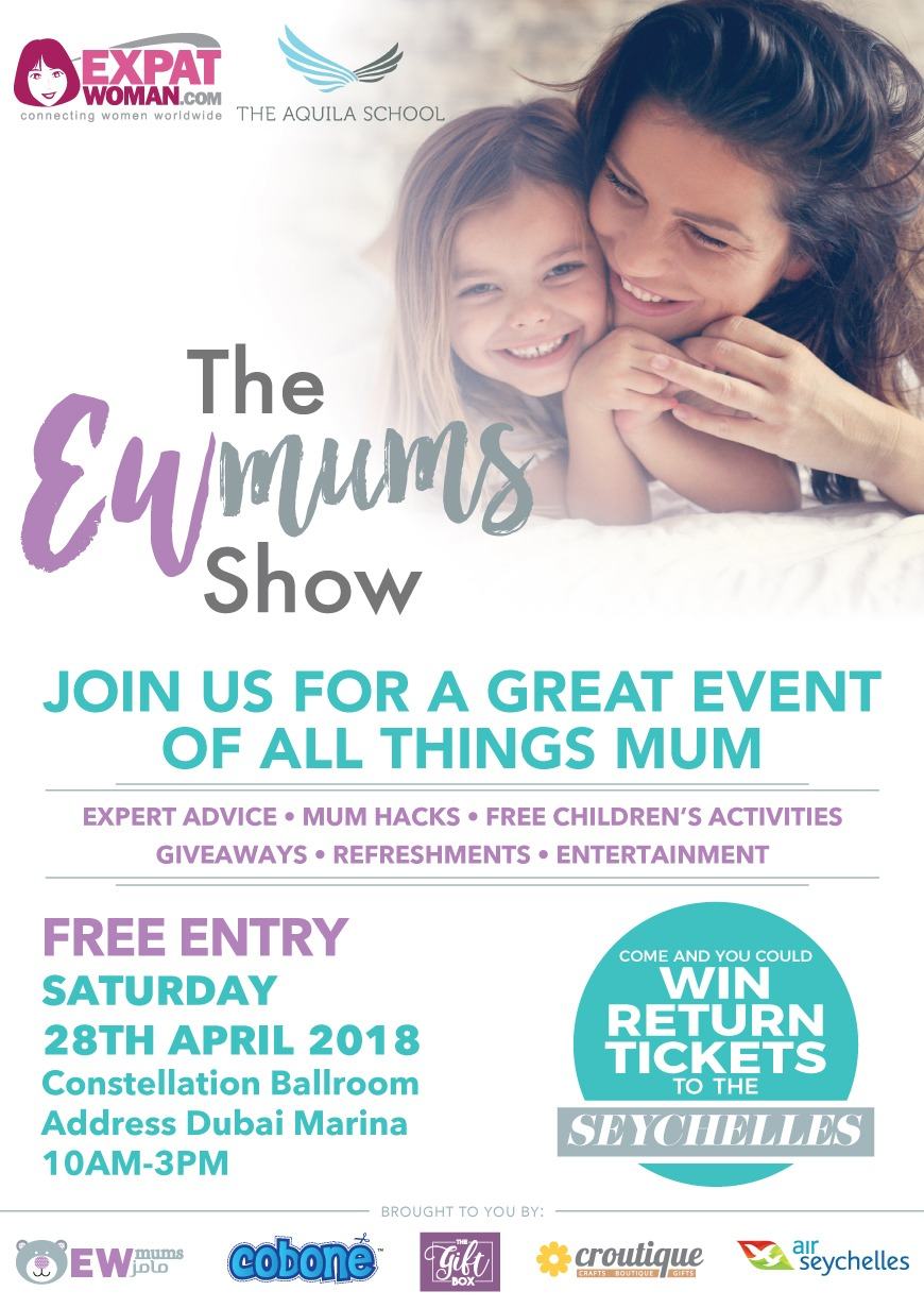 Join Us At The EWmums Show 2018 This April