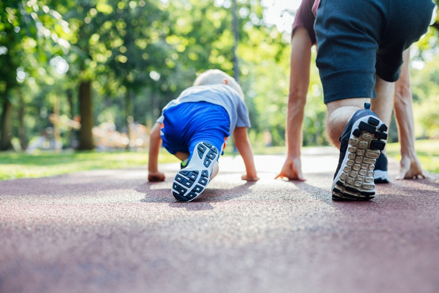 What kids can learn from long runs